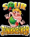 Sour jawbreaker